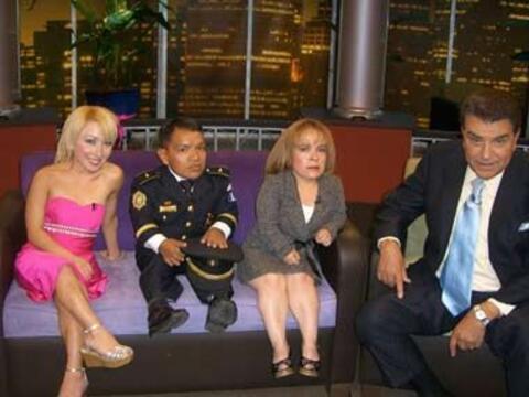 Don Francisco Presenta explora por primera vez 'El mundo de la Gente Peq...