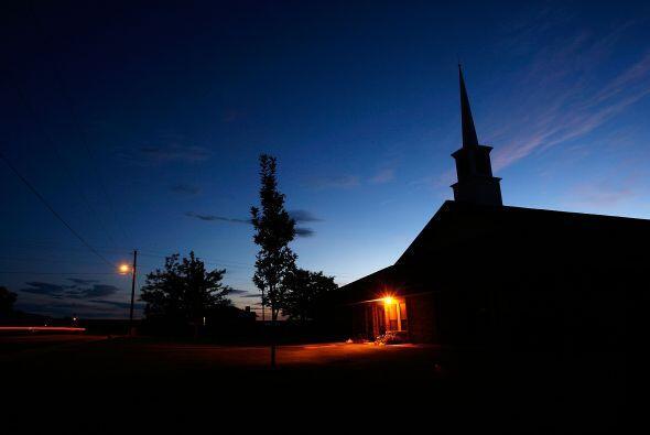 Los mormones no toman café ni escuchan música secular. Creen en Jesús co...