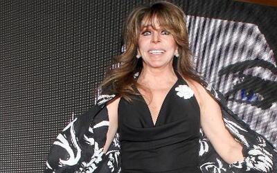¡Verónica Castro culpó al Loco Valdés por Cristian!