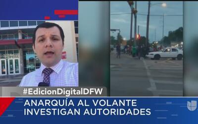 Aumentan casos de violencia al volante y conductores imprudentes en Dallas