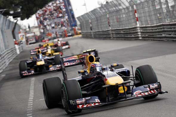 El dominio de los Red Bull fue total durante toda la carrera y por fin c...