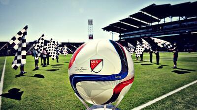 NATIVO, la pelota oficial de la Major League Soccer para la temporada 2015