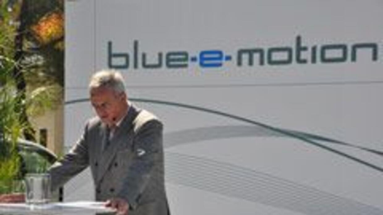 El corazón de VW sera eléctrico