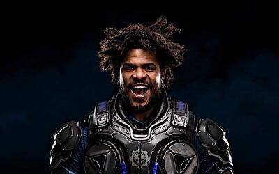 Roman Torres Seattle Sounders Gears War 4