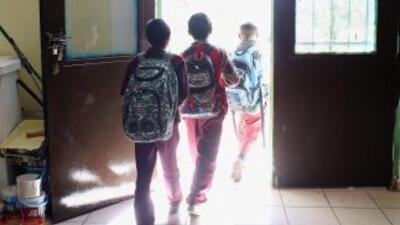 Algunas escuelas mexicanas no han sido ajenas a la violencia del crimen...