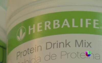 Herbalife se defiende de acusaciones por fraude