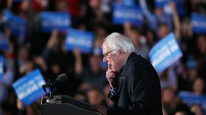 Senador Bernie Sanders