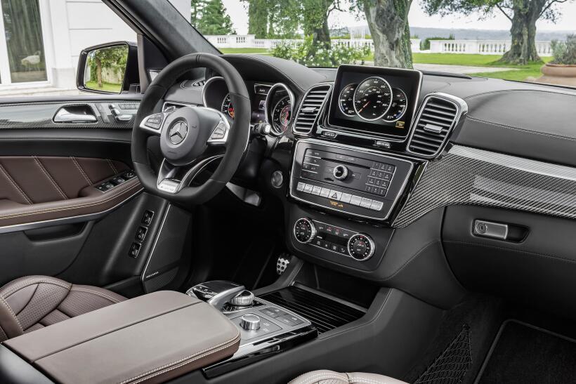 Mercedes-Benz GLS 2017