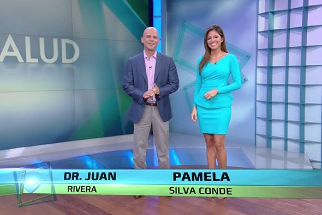 Nuevamente con la conducción de Pamela Silva Conde y el doctor Juan Rive...