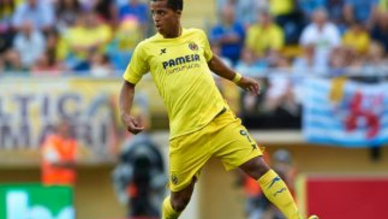 El rendimiento goleador de Giovani afecta al Villarreal