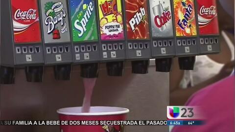 ¿Cómo reacciona el cuerpo tras tomar soda?