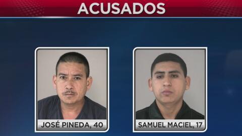 Dos ciudadanos mexicanos tras las rejas en conexión a un decomiso de dro...