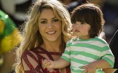 Shakira sí está embarazada, dicen allegados a la cantante