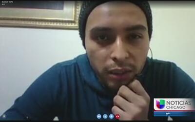 Novio de joven asesinada en Pilsen pide justicia