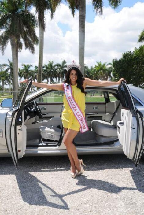 Vanessa De Roide se convirtió en la ganadora de Nuestra Belleza Latina 2...