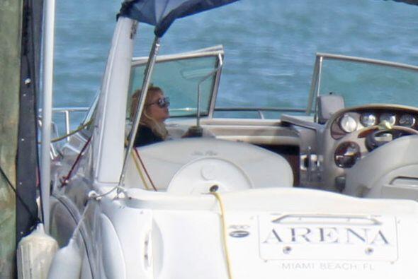 Estuvieron disfrutando de su bote. Mira aquí los videos más chismosos.