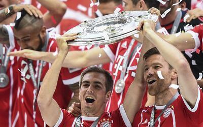 Bayern Munich 5-0 Hamburgo: El campeón de Alemania arranca la Bundesliga...