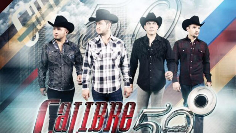 Calibre 50 está de estreno con su nuevo disco 'La Recompensa', el cual e...