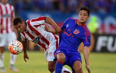 U de Chile vs River Plate