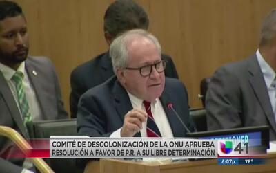 ONU resuelve que Puerto Rico sea autodeterminado