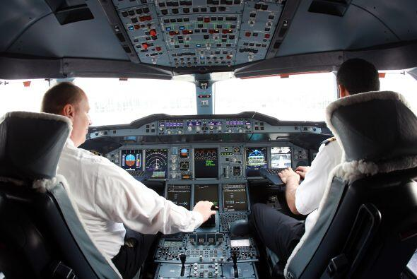 "2) Airline Pilot, Copilot and Flight Engineer - $105,518 "" flies an..."