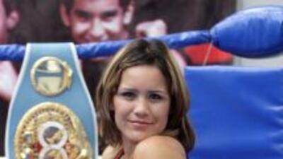 La 'Rusita' defendería el título contra la 'Loba' Muñoz (Foto: Canelo Pr...
