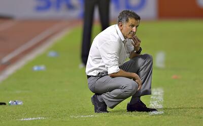 """Juan Carlos Osorio: """"Estamos contentos de estar en el puesto que merecemos"""""""
