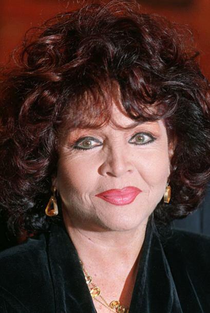 La actriz y cantante española Sara Montiel murió en Madrid...