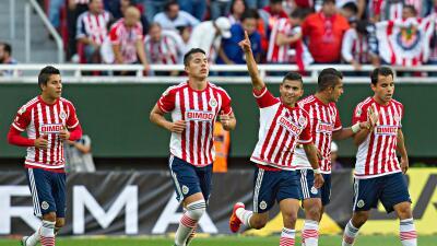 Chivas jugará un amistoso en EE.UU. en marzo.