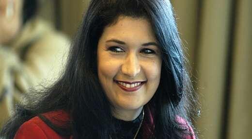 Maripili Hernández. La actual ministra de la Juventud, que ha ocupado nu...