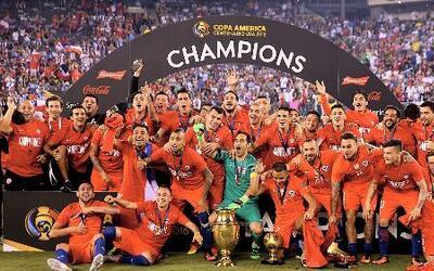 Chile es campeón de la Copa América Centenario tras vencer en penales a...