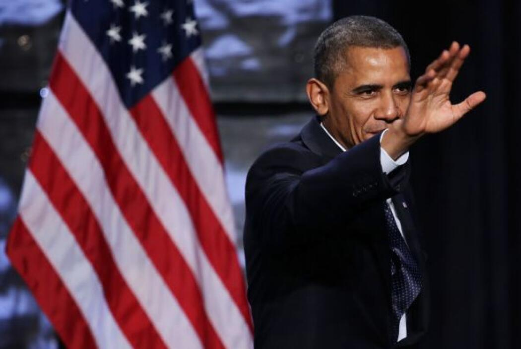BARACK OBAMA. El mismísimo presidente de Estados Unidos se inició en el...