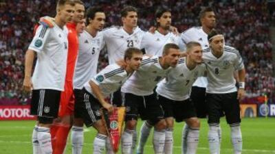 Alemania es una de las candidatas para ganar el Mundial.