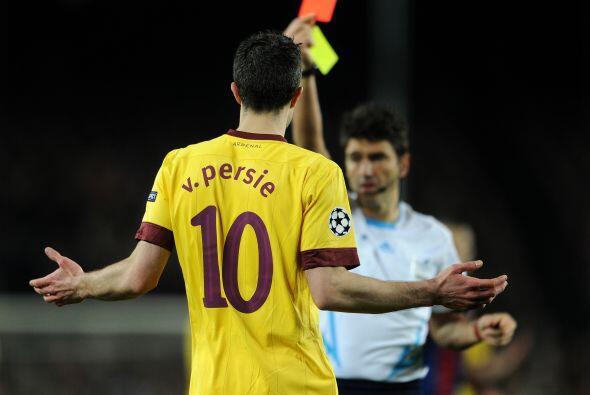Sin embargo, pocos minutos pasaron para que Arsenal sufriera otro revés,...