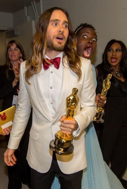 Lupita Nyong'o tuvo su gran noche en la ceremonia de los Oscar 2014, per...