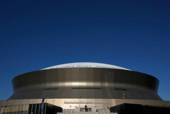 Jueves, Oct. 15 -- Falcons vs. Saints, Mercedes-Benz Superdome, New Orle...