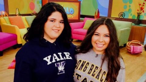 ¡Ganadores de la Beca Univision 2015!