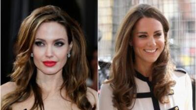 La protagonista de Tomb Raider y la duquesa de Cambridge, entre las afec...