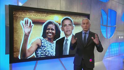 Obama embarcará en lo que pudiera ser el viaje presidencial más caro de...