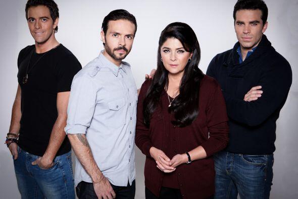 En esta telenovela de José Alberto Castro la vimos como una madre abnegada.