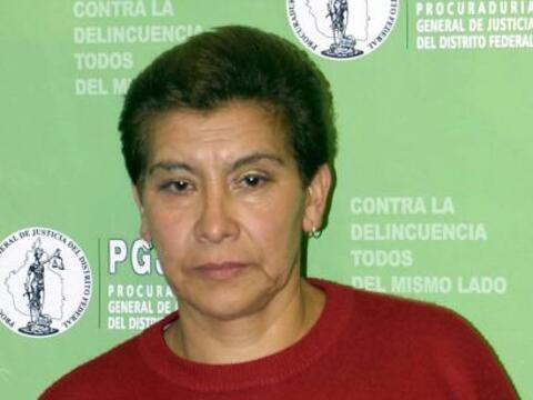 Juana Barraza, mejor conocida como 'La Mataviejitas', fue culpable de la...
