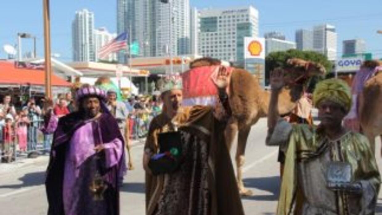 Este próximo 12 de Enero no te pierdas nuestra parada anual de los Reyes...