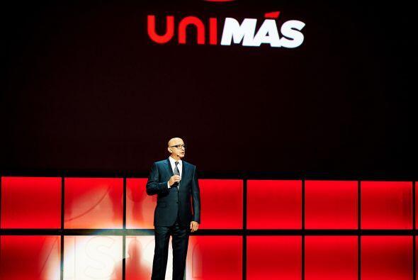 La cadena UniMás se confirmará como la segunda más...