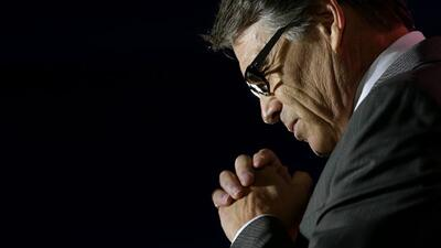 Rick Perry, gobernador de Texas, es acusado por abuso de poder
