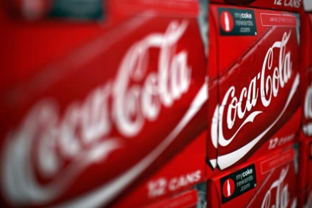 """El nombre de Coca-Cola hace referencia a las hojas de """"Coca""""."""