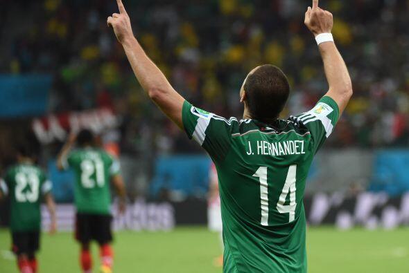 Hernández ha respondido a esta confianza con goles cada vez que p...