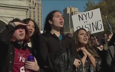 Buscan impedir que la ciudad de Nueva York destruya información para evi...