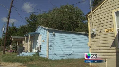 Podrían desalojar a más de 300 familias al este de Dallas