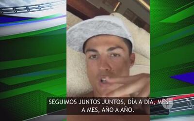 Cristiano Ronaldo envió mensaje a sus fanáticos y detractores