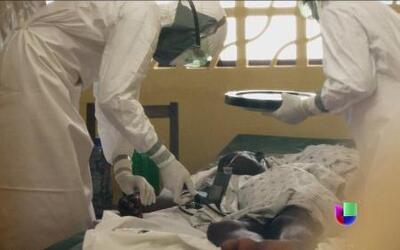 ¿Se puede hallar una cura contra el Ébola? Un reconocido investigador ti...